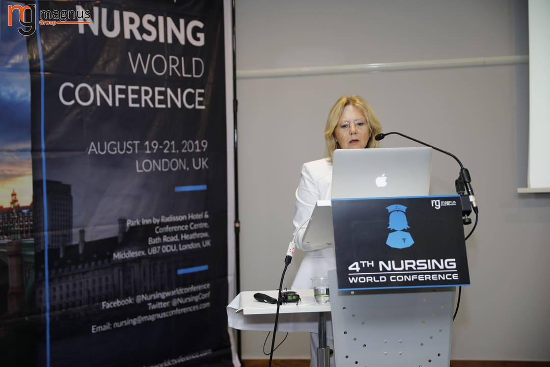 Nursing Research Conferences 2020- Agusta Palsdottir