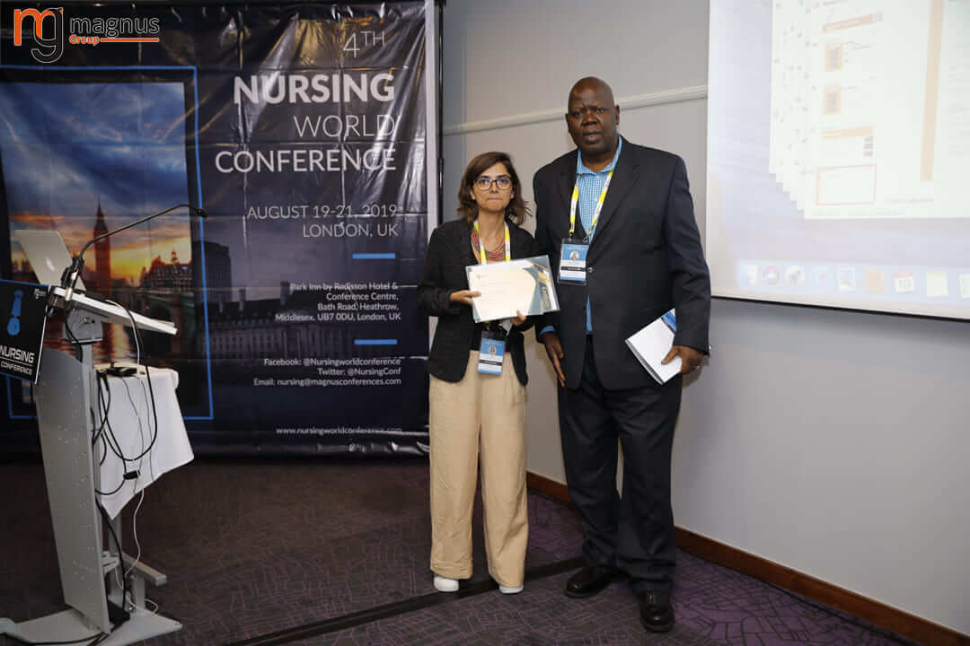 Nursing Research Conferences 2020- Ana Lucia Brantes