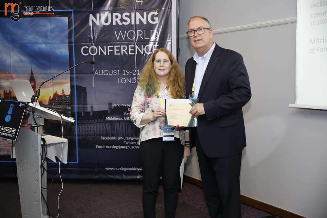 Nursing Conferences 2020- Beverley Tann
