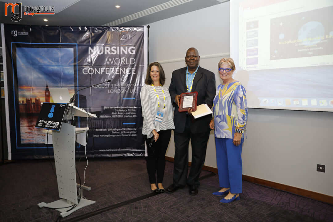 Nursing Research Conference 2020- Gabriel Oluwakotanmi