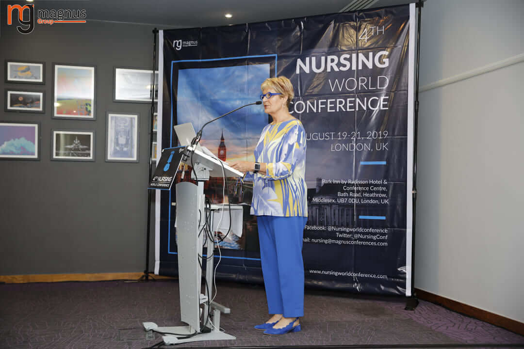 Nursing Research Conference 2020- Louise Bradley