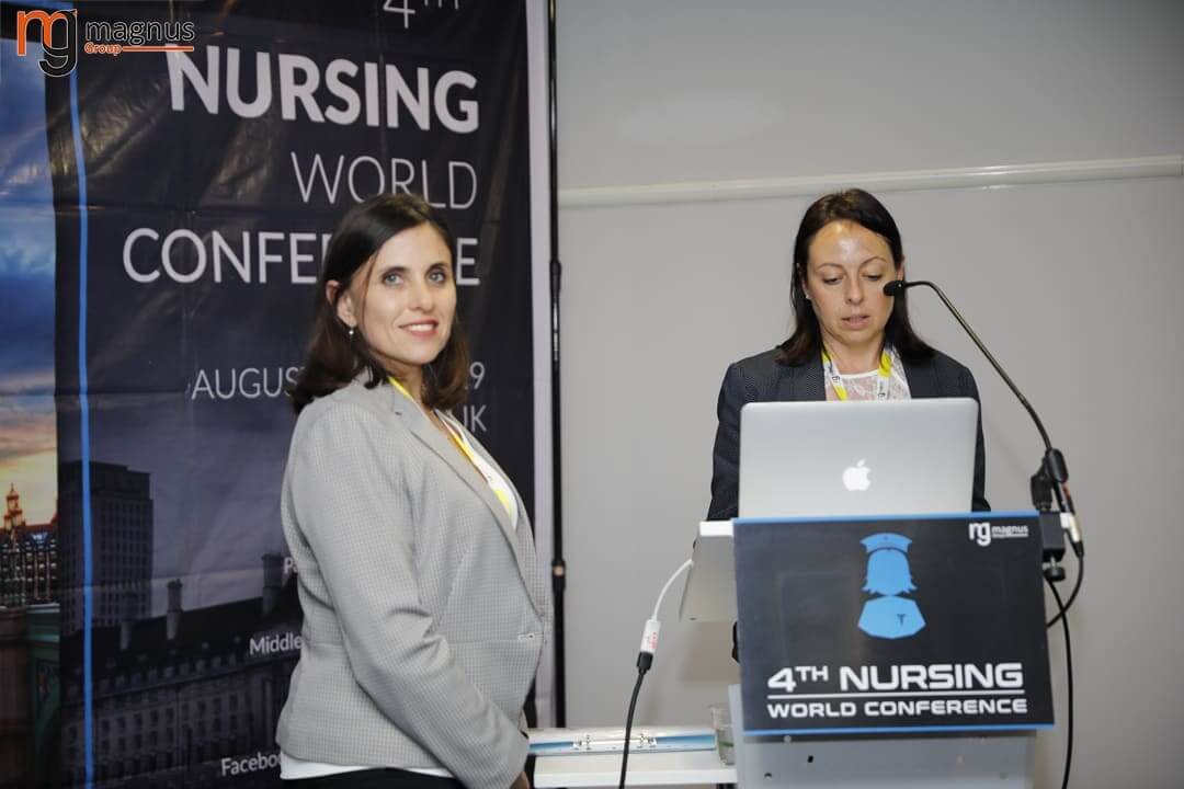 Nursing Conferences- Mariana Genshaft