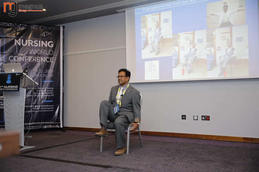 Nursing Conferences- Mohammod Monirul Islam