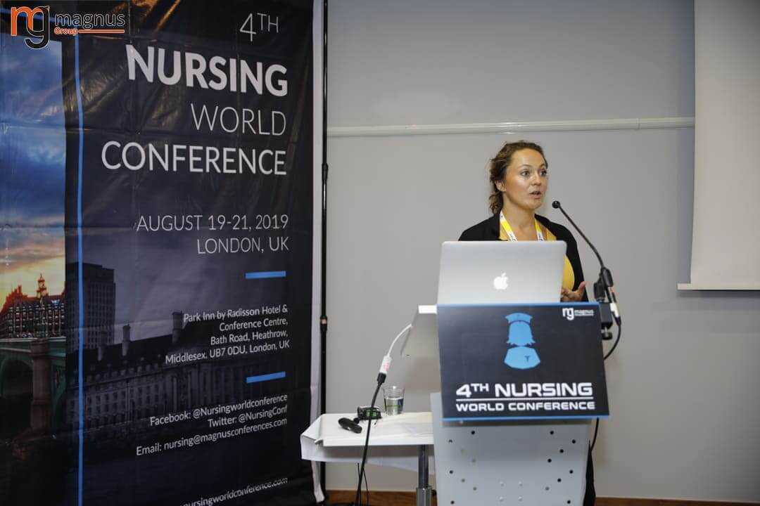 International Nursing Research Conferences 2020- Silje Gustafsson