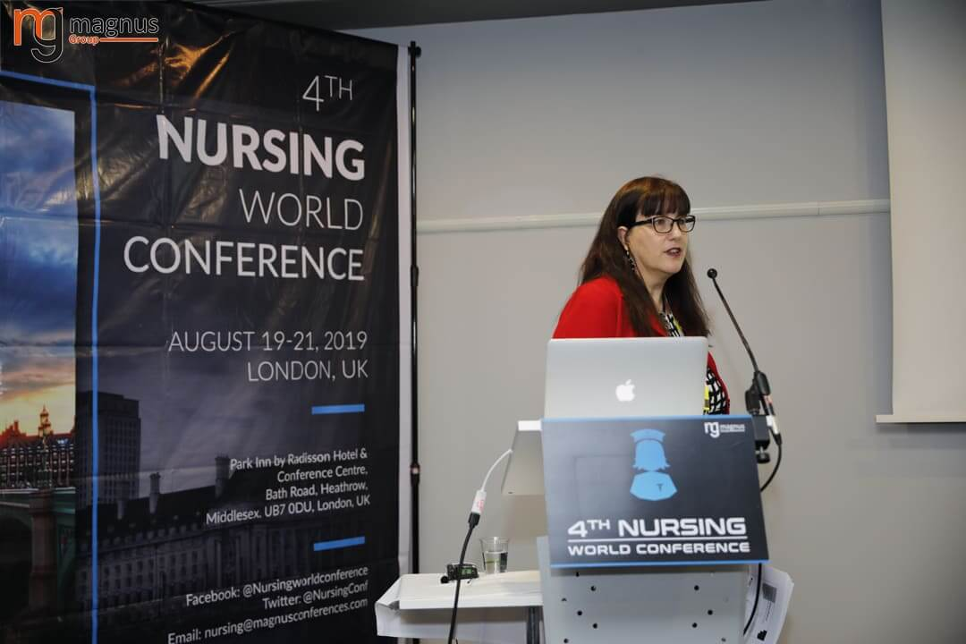 Nursing Research Conferences 2020- Sonja Cleary