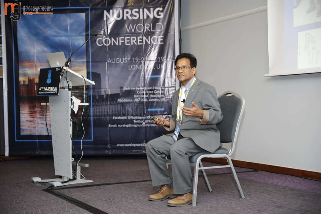 Nursing Research Conference 2020- Mohammod Monirul Islam