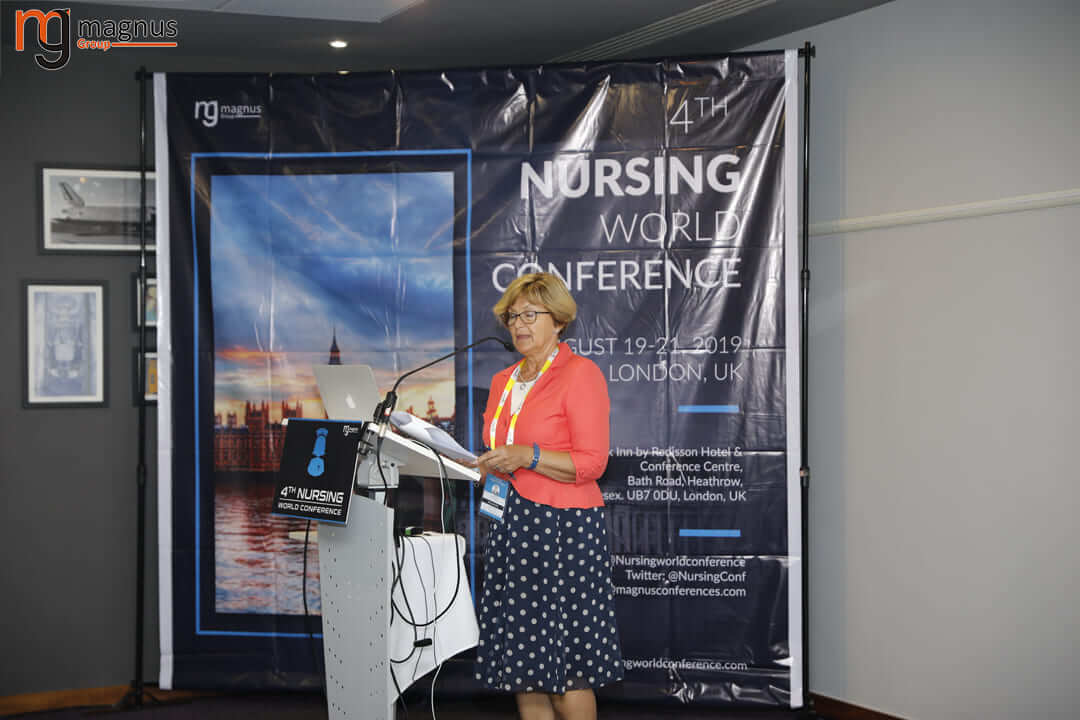 International Nursing Research Conferences 2020- Susanne Salmela