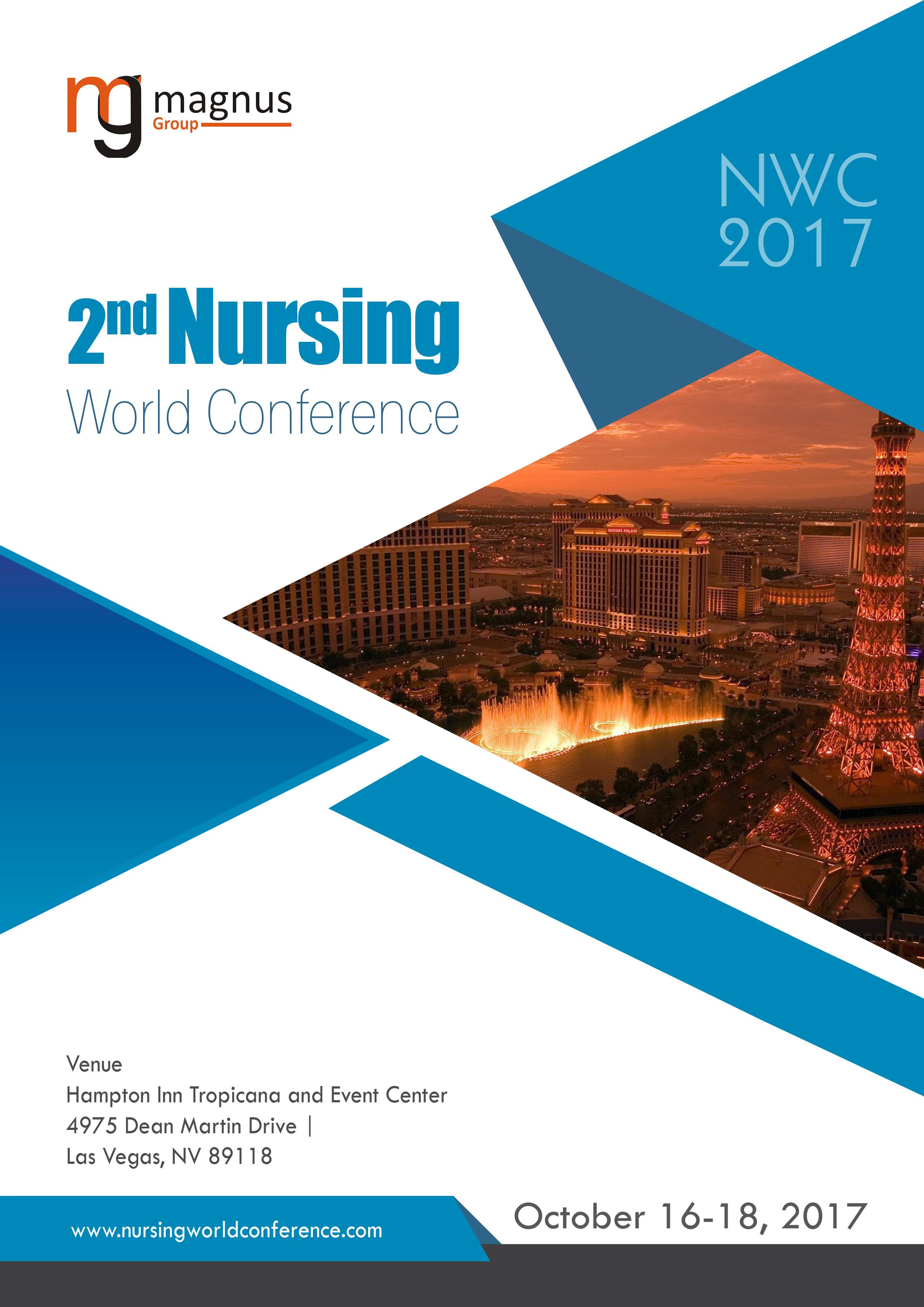 2nd Nursing World Conference | Las Vegas, USA Book