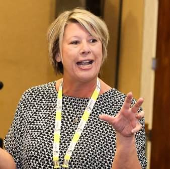 Speaker at Nursing education conferences- Anne-Maria Newham