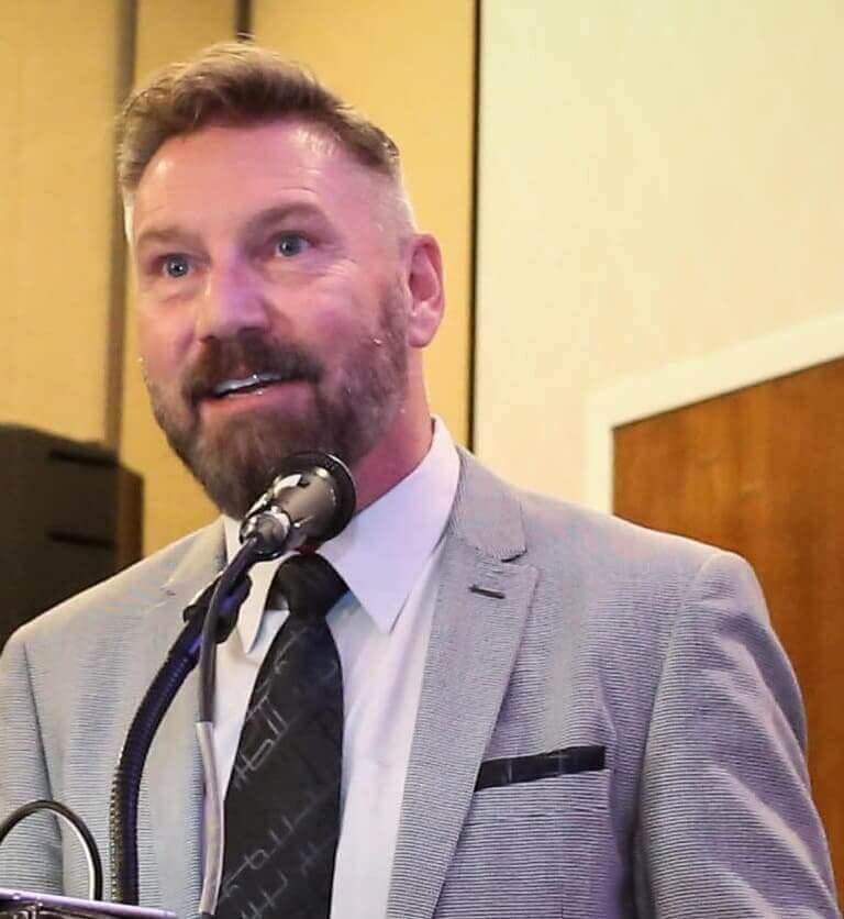 Speaker at Nursing research conferences- Ed Mantler