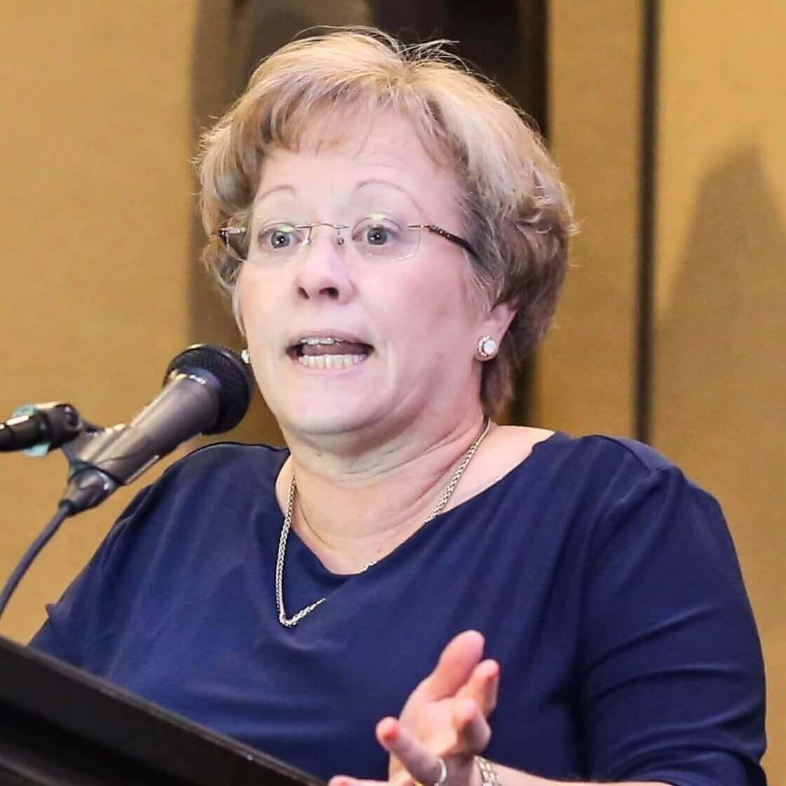 Speaker at Nursing conferences- Gail M Prothe