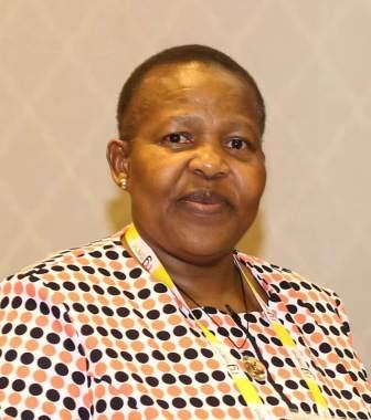 Speaker at Nursing research conferences- Mpoeetsi Makau