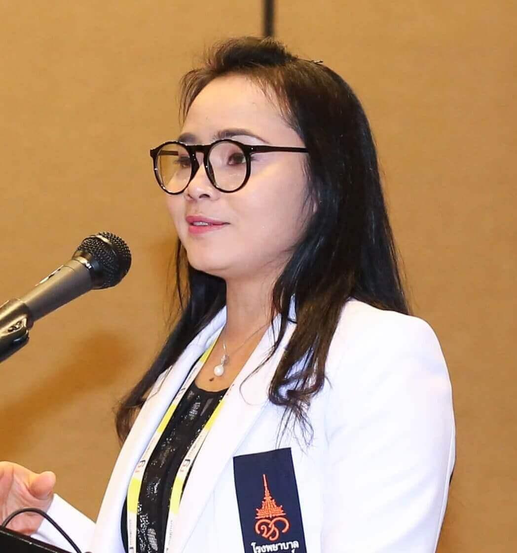 Speaker at top Nursing conference- Ruechuta Molek