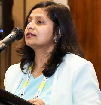 Speaker at Nursing research conferences- Sandra Almeida