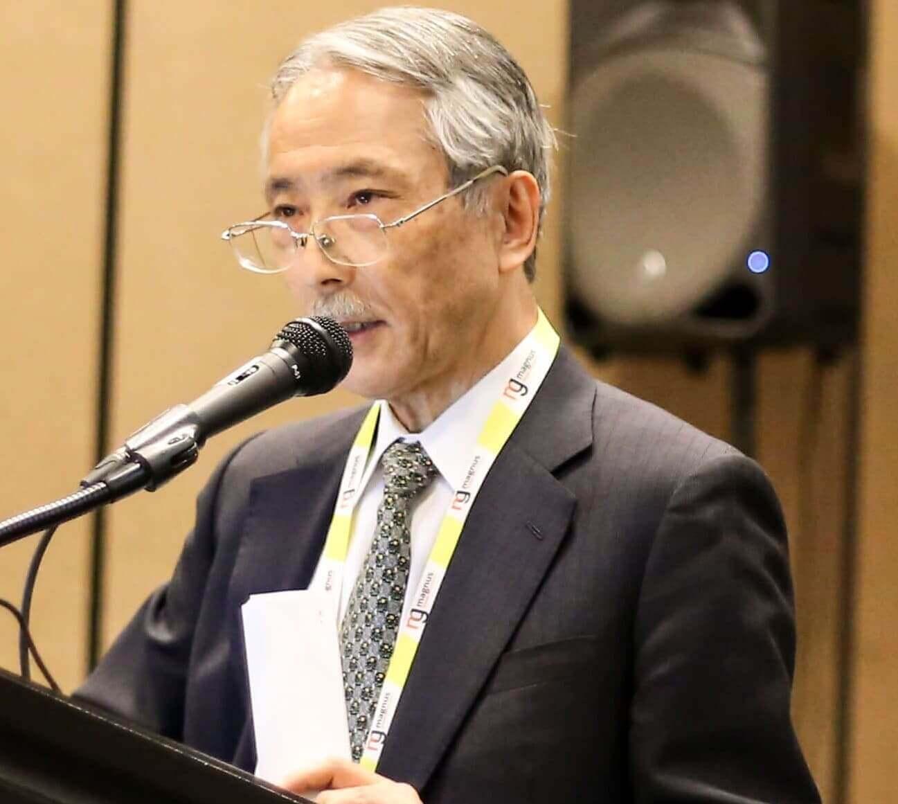 Speaker at upcoming Nursing conferences- Tetsuo Fukawa
